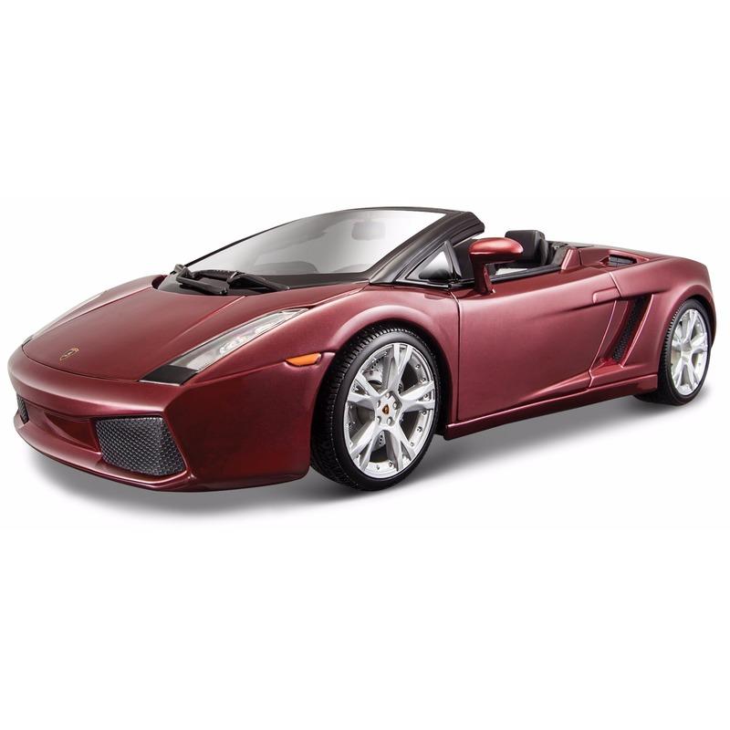 Model auto Lamborghini Gallardo Spyder 1:18