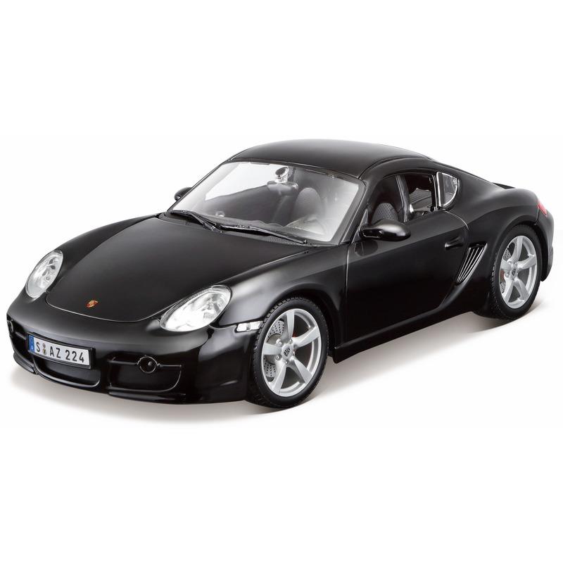 Model auto Porsche Cayman S 1:18