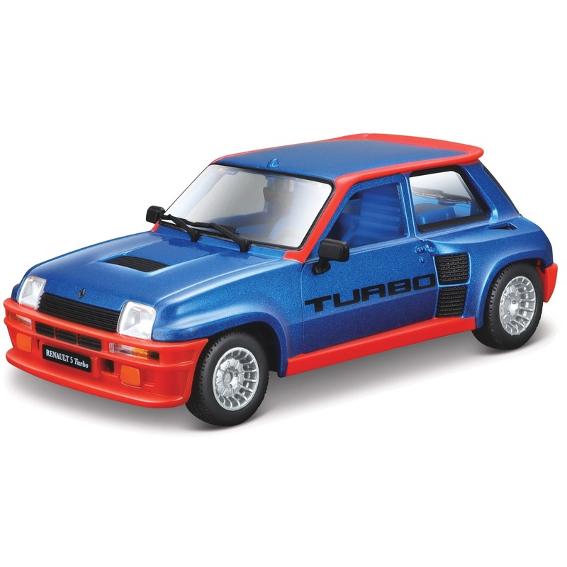 Model auto Renault 5 Turbo 1:24