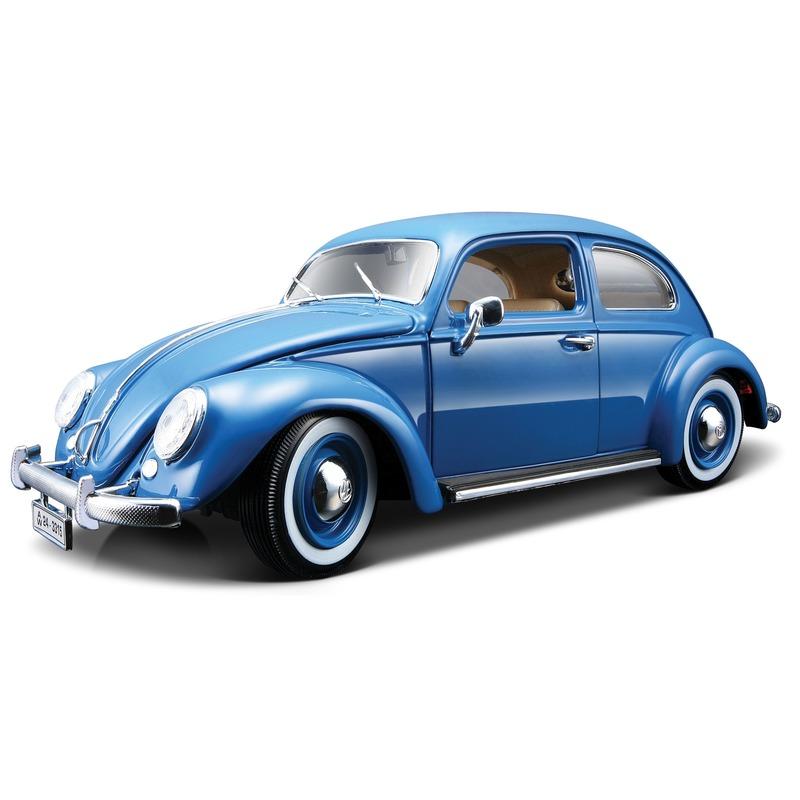 Model auto Volkswagen Kever 1955 1:18