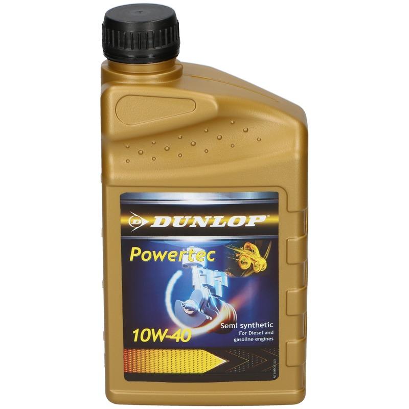 Motorolie 1 liter 10W-40 voor uw auto