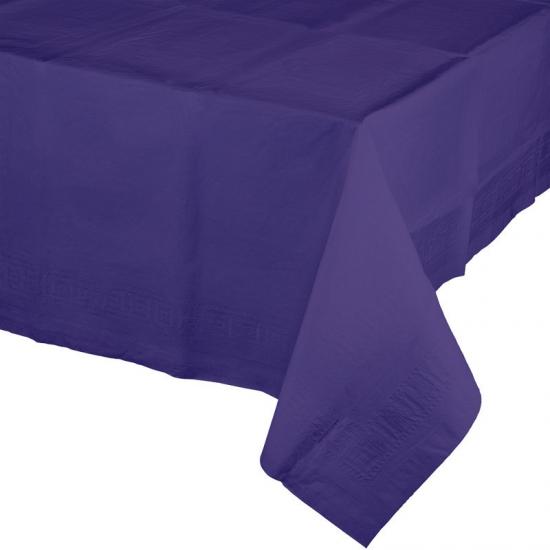 Paarse tafelkleden 274 x 137