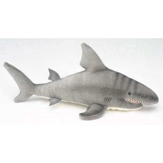 Pluche haai knuffeldier 49 cm