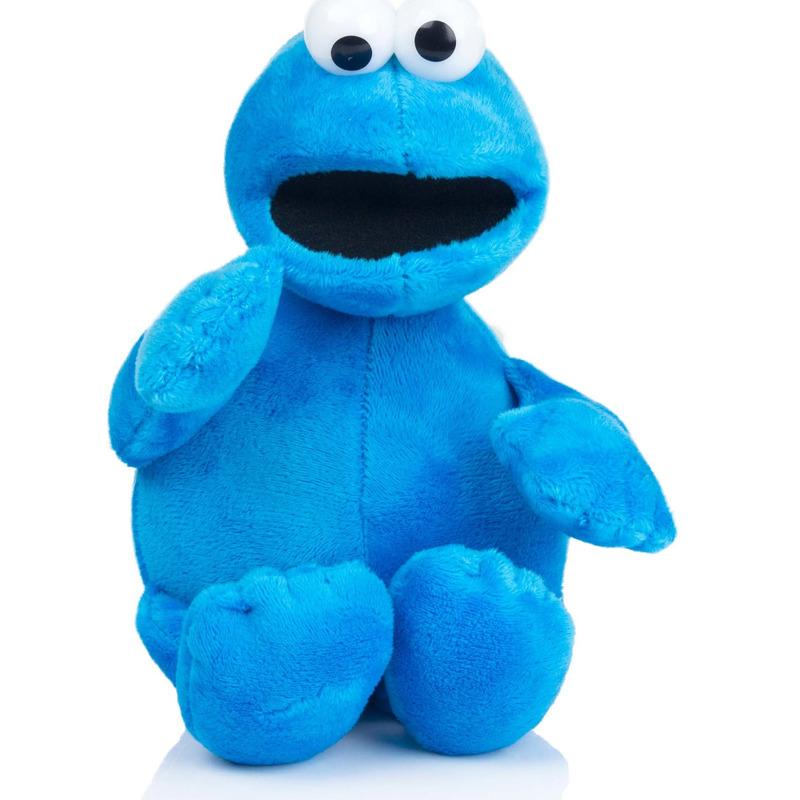 Pluche Sesamstraat Koekiemonster 25 cm speelgoed knuffel