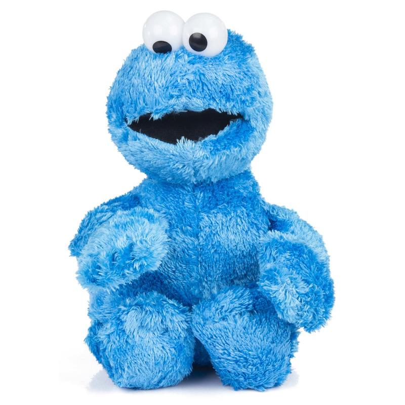 Pluche Sesamstraat Koekiemonster 38 cm speelgoed knuffel