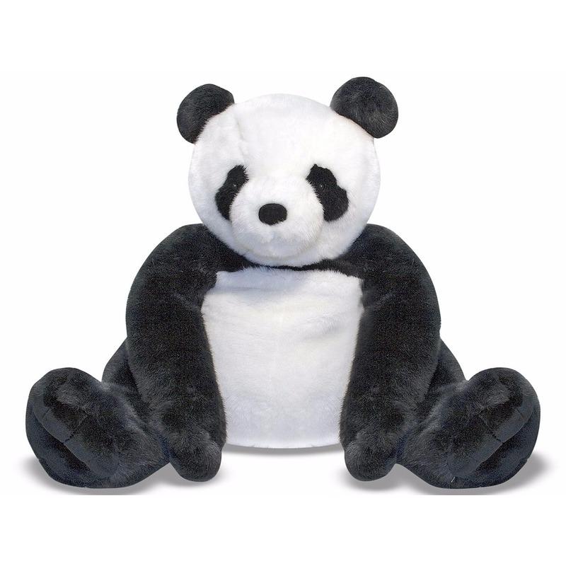 Reuze panda knuffel