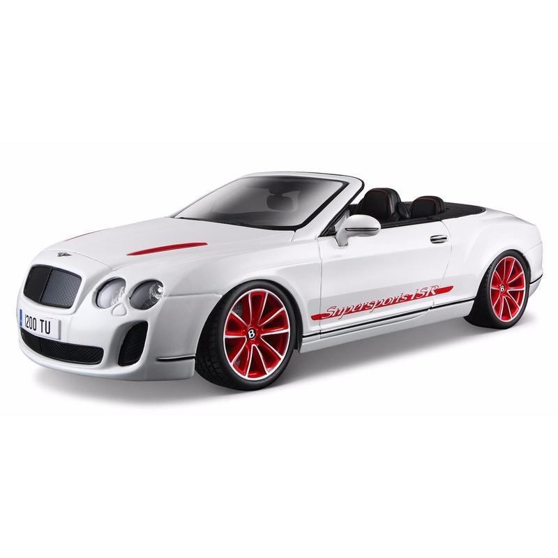 Schaalmodel Bentley Continental cabrio 1:18
