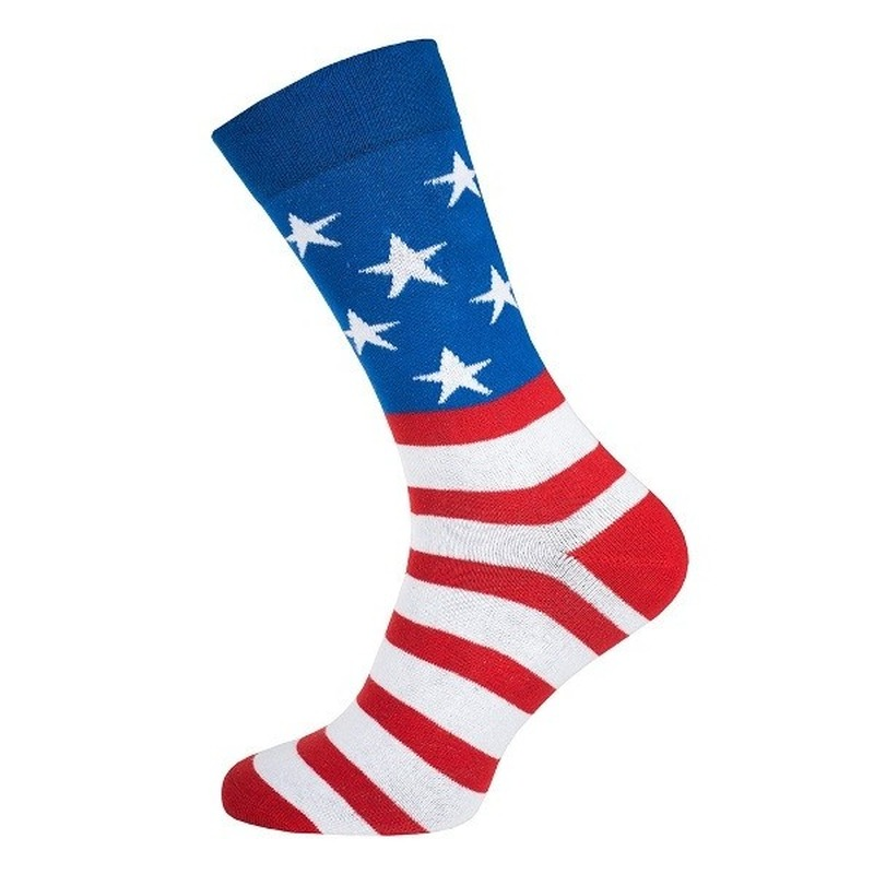 Sokken USA/ Amerika dames 36-40