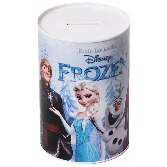 Spaarblik Frozen 15 cm