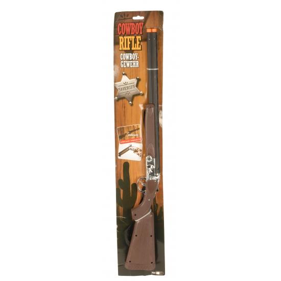 Speel cowboy wapen 77 cm