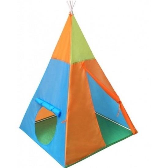 Speeltent wigwam voor kinderen 142 cm