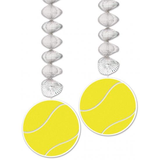 Tennis feest rotorspiraal 76 cm
