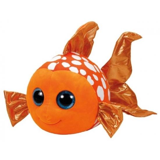 Ty Beanie Boo goudvissen knuffel 42 cm