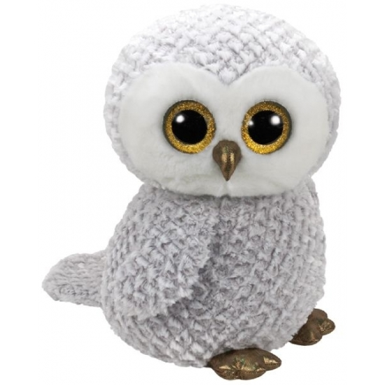 Ty Beanie Boo uilen knuffel 42 cm