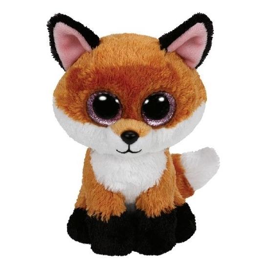 Ty Beanie Boo vossen knuffel 42 cm