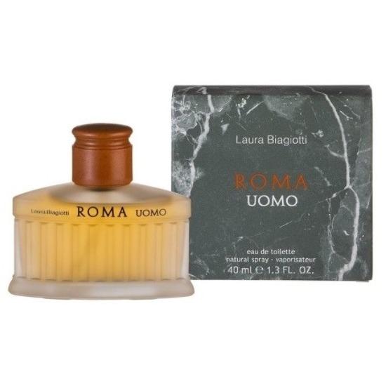 Vaderdagscadeau Laura Biagiotti Roma Uoma 40 ml