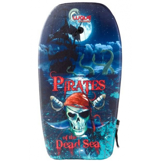 Vakantie bodyboard piraten