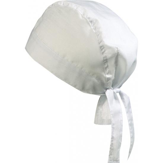 Witte bandana uni 1