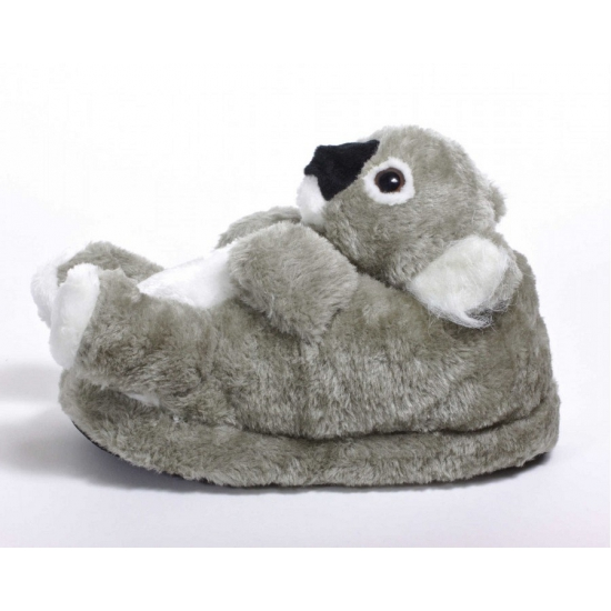 Zachte dieren pantoffels koala