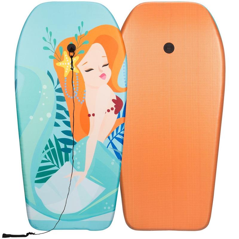 Zeemeermin strand bodyboard 93 cm speelgoed