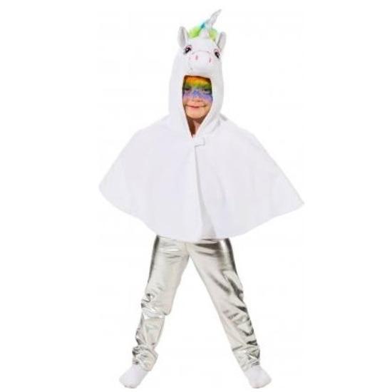 Zilveren legging verkleed accessoire voor kinderen