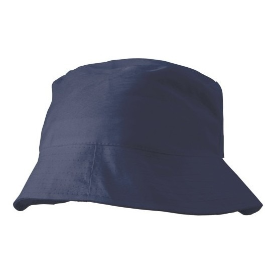 Zonnehoedje donkerblauw