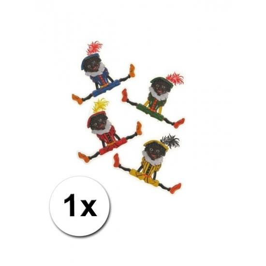 Zwartie Piet versiering 29 x 21 cm